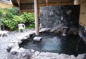 みなと花の湯露天風呂